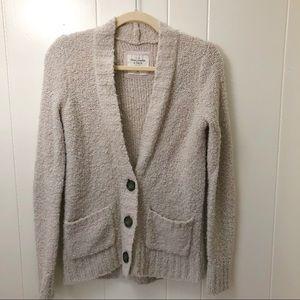 Abercrombie Fuzzy Sweater